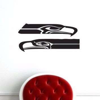 Seattle Seahawks NFL Team Superbowl Wall Decal Gm0597 FRST