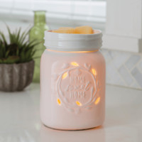 Mason Jar Candle Warmer
