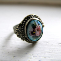 The Painted Ring by PRODUKT on Etsy