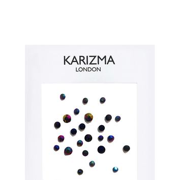 Karizma Midnight Rainbow Face Gems