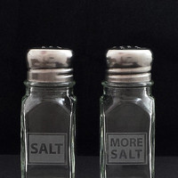 Funny Salt Shakers