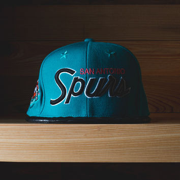 Just Don San Antonio Spurs - 'Teal/Black'