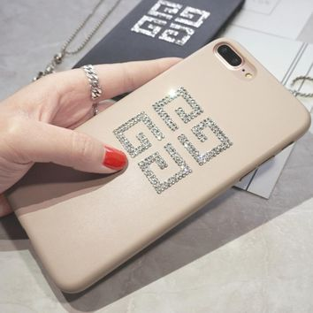 Givenchy Fashion iPhone Phone Cover Case For iphone 6 6s 6plus 6s-plus 7 7plus hard shell-1