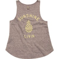 Billabong Girls - Sunshine Livin Tank | Grey