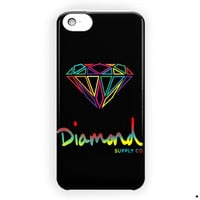 Diamond Supply Co Colorfull Cover For iPhone 5 / 5S / 5C Case