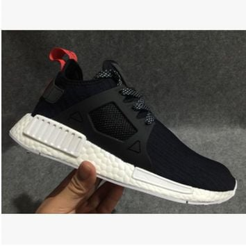 Beauty Ticks Adidas Running Nmd Xr1 Women/men Sports Shoes Black