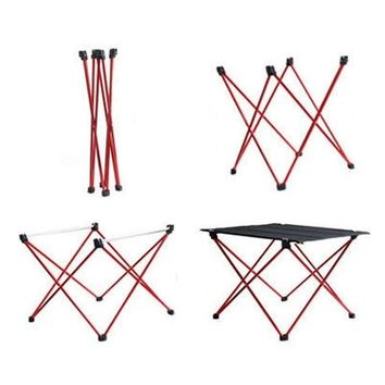 Portable Folding Camping Outdoor Picnic Table Desk