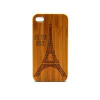 Real Wood iPhone 6 Plus Case, Eiffel tower  iPhone 6 Plus Case, eyes iPhone 6 Plus Case, Wood iPhone Case,
