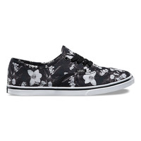 Blurred Floral Authentic Lo Pro | Shop at Vans