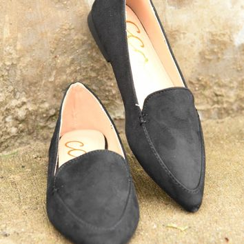 Come To Me Flats - Black