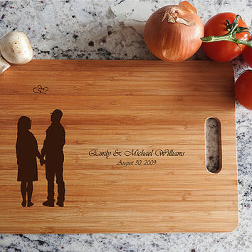 kikb637 Personalized Cutting Board lovers wedding gift anniversary