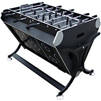 7 In 1 Rotating Game Table - Foosball, Air Hockey, Ping-Pong & More