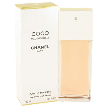 Coco Mademoiselle by Chanel Eau De Toilette Spray 3.4 oz for Women