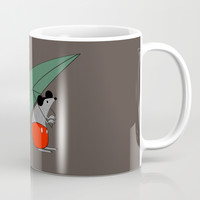 Hey Mickey, you don't look so fine Coffee Mug by lalainelim