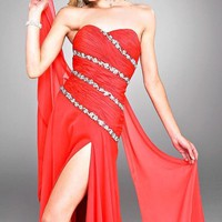 Landa Designs Signature Pageant GC623 Dress