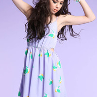 TROPICAL BIRDS DRESS