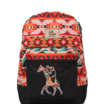 Riot Society Tribal Giraffe Panda Backpack at PacSun.com