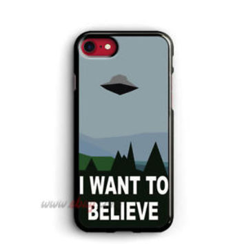 I Want To Believe iphone 8 plus cases Alien samsung case iphone X cases