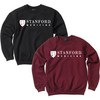 Stanford University Crewneck Sweatshirt | Stanford University- Medical