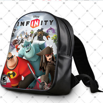 Disney Infinity Monster Inc  School Bag
