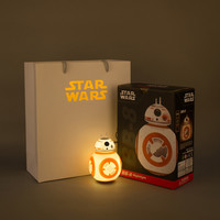 NEW hot Star Wars The Force Awakens BB8 BB-8 Night light eyecare USB charging Droid Robot