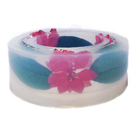 1PC DIY Craft Silicone Cabochon Ring Mold Making Jewelry Rings Resin Casting Mould