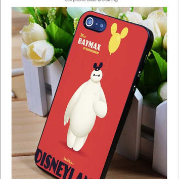 Baymax Disneyland iPhone for 4 5 5c 6 Plus Case, Samsung Galaxy for S3 S4 S5 Note 3 4 Case, iPod for 4 5 Case, HtC One for M7 M8 and Nexus Case
