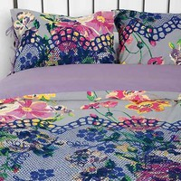 Plum & Bow Edith Sham - Set Of 2- Multi One