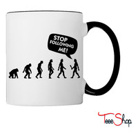 Stalker Evolution Coffee & Tea Mug