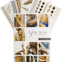 FLASH TATTOOS ZAHRA TATTOO SET