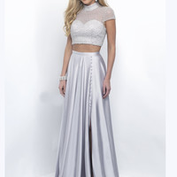 Intrigue 260 Two Piece Prom Dress