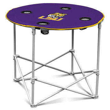 LSU Tigers NCAA Round Table (30in)
