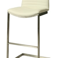 Impacterra Buxton Stool Off-White