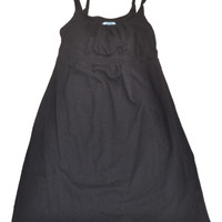 Black Sleeveless Nightgown by Old Navy