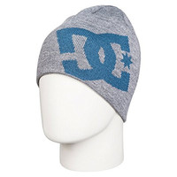 DC Shoes Men's Big Star Beanie Gray
