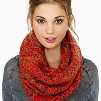 Warm And Toasty Infinity Scarf