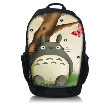 """Free Shipping Cute Rabbit 15.6"""" Laptop Notebook Tablet PC Backpack College School Book Backpack Travel Bag,Free Shipping"""