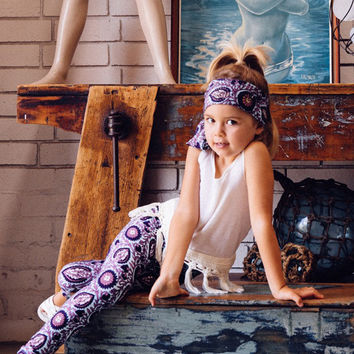 Playtime Leggings Sky Daydreamer - Arnhem Clothing