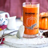 Pumpkin Chai Ring Candle
