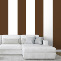 10 Inch – Easy Stripe Wall Decals
