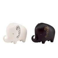 woodland park elephant salt & pepper set - kate spade new york