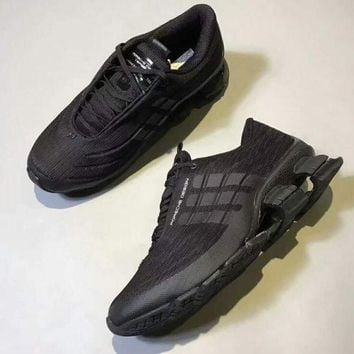 ICIKIJG Adidas Porsche Design Bounce Style Man Training shoes Sports Shoes black H-CSXY
