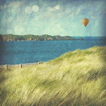 Hot Air Balloon photography print  Original by PhotographyDream
