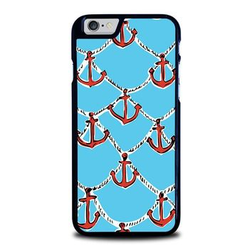 LILLY PULITZER ANCHOR iPhone 6 / 6S Case Cover