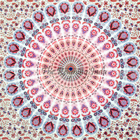 Indian Mandala Wall Tapestry Hippie Wall Hanging Throw Psychedelic Ethnic 5468