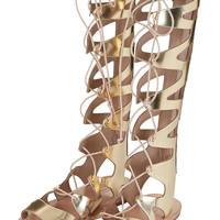 FIGTREE Gladiator Sandals - Flats - Shoes
