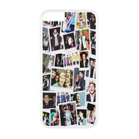 One Direction Polaroid Collage Case