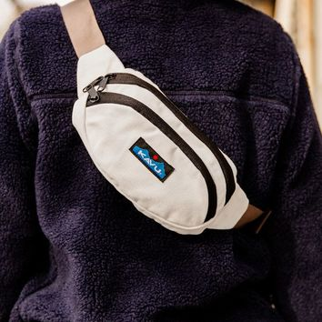 KAVU UO Exclusive Canvas Spectator Belt Bag | Urban Outfitters
