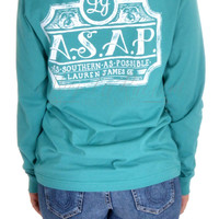 Lauren James ASAP Longsleeve Tee