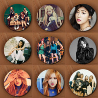 Blackpink Album BOOMBAYAN Brooch Pins